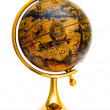 Old style globe - Stock Photo