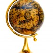 Stock Photo: Old style globe
