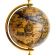 Old style globe — Stock Photo #1192033