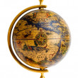 globe de style ancien — Photo