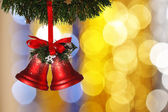 Christmas bells — Photo