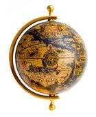 Old style globe — Stock Photo