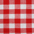 Classic picnic cloth — Stock fotografie