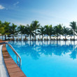 Tropical pool — Stockfoto