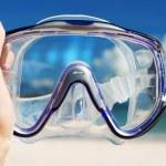 Snorkel equipment — Stock Photo