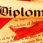Diploma — Stock Photo #1218084