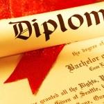 Diploma — Stock Photo #1218098