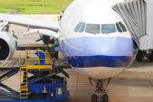 самолет — Стоковое фото