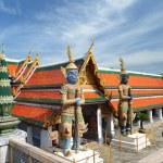 Thailand, Bangkok. Temple against sky. — Stock Photo #1248296