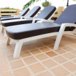 Chaise Lounge patio — Stock Photo #1248538