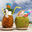 Tropical cocktails — Stock Photo #1248664