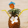 Stock Photo: Tropical cocktail