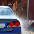 Car washing — Stock Photo #1541410