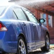 Car washing — Stock Photo #1541445
