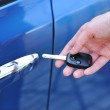 Car key — Stock Photo