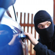 Car thief — Stock Photo #1541621