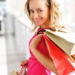 Royalty-Free Stock Photo: Woman shopping