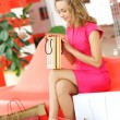 Woman shopping — Stock Photo #1543935