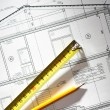 Blueprint — Stockfoto #1545905