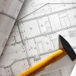 blueprint — Stock Photo #1546013