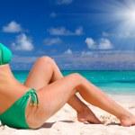 Bikini girl — Stock Photo #1571641