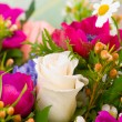 Bouquet close up - Stock Photo