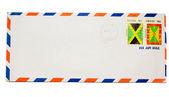 Isolated envelope — Stock Photo