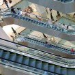 Escalators at the mall — Stock Photo #1622671