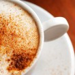 Cappuccino — Stock Photo #1623062