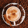 capuchino — Foto de Stock   #1623090