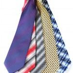 Necktie set — Stock Photo #1623427