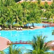 Tropical pool — Stockfoto #1624178