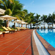 Tropical pool — Stockfoto #1624210
