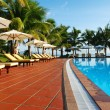 piscina tropical — Foto Stock #1624210