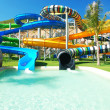 Water park - Stock Photo