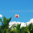 Parasailing - Stock Photo