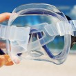 Snorkel equipment — Stock Photo #1625880
