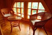 Starožitný nábytek — Stock fotografie