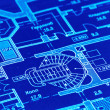 Blueprint — Stock Photo #1657727