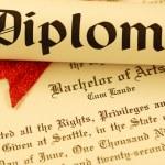 Diploma — Stock Photo #1657943