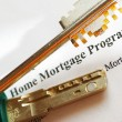 Mortgage application — Stock Photo