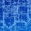 Stock Photo: blueprint