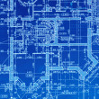 Blueprint — Stock Photo #1692651