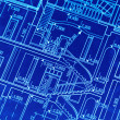 Blueprint — Stock Photo #1692675