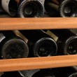 Stock Photo: Rack of Wine