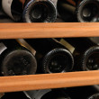 Foto de Stock  : Rack of Wine