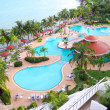 Tropical hotel — Stock Photo #1693880