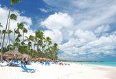 Praia do caribe — Fotografia Stock