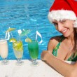 Royalty-Free Stock Photo: Tropical christmas