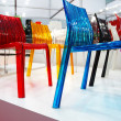 Colorful chairs — Stock Photo #1727315